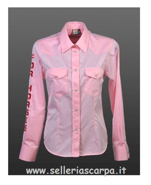 CAMICIA WESTERN JASSY FOR HORSES DONNA
