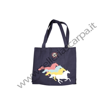 Immagine di BORSA SUMMER CANVAS HORSEWARE