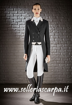 Immagine di GIACCA DONNA DRESSAGE CADENCE EQUILINE