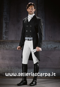 Immagine di FRAC X-COOL DRESSAGE CANTER UOMO EQUILINE