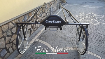 Immagine di SULKY GREY SPACE 1.0 FREE HORSE