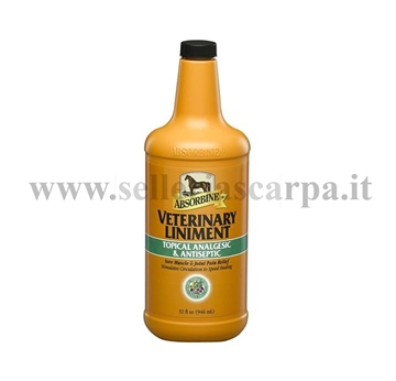 Immagine di ABSORBINE LINIMENTO VETLINE 946 ML