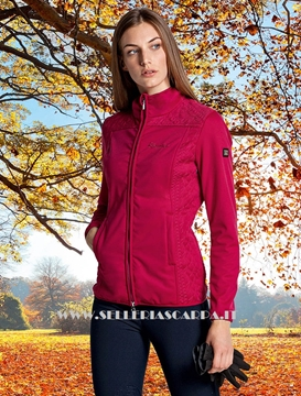 Immagine di GIACCA SOFT SHELL DONNA INVERNO ANNABEL EQUILINE