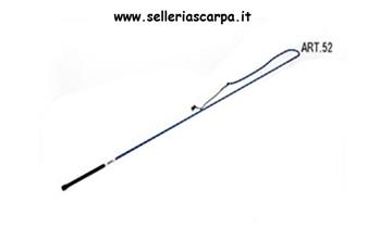 Immagine di FRUSTA TROTTO RACING TACK MEZZA PIOGGIA 152cm