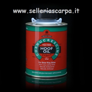 Immagine di TEA TREE HOOF OIL CORNUCRESCINE 500ML