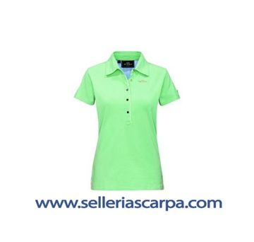 Immagine di POLO SHIRT HARTFORD DONNA HV POLO PISTACHE 0403092730