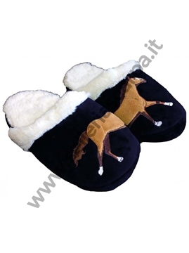 Immagine di CIABATTE SMALL GALLOP GIFT BOXED GRAY'S