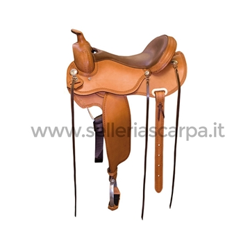Immagine di SELLA CIRCLE P TRAIL ROUND SKIRT 8020