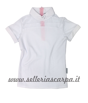 Immagine di POLO CAMICIA BIMBA EMMA NEW PIQUE COMP TOP S/S HORSEWARE