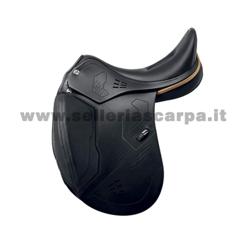 Immagine di NEW SELLA DRESSAGE X-BREATH CUOIO PRESTIGE