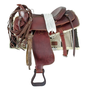 Immagine di KIT SELLA WESTERN LAKOTA SE00095