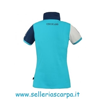Immagine di POLO DONNA PIQUE TERMINE KINGSLAND 171-PT-924