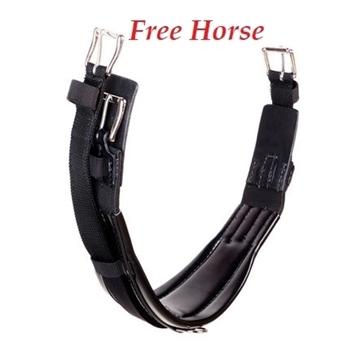 Immagine di SOTTOPANCIA FINIMENTO QH SHAPED FREE HORSE SG-5010