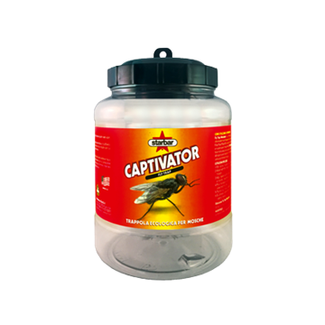 Immagine di CAPTIVATOR FLY TRAP + ATTRAC FARNAM 14680