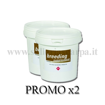 Immagine di BREEDING SUPPLEMENT 5KG PROMO X2 FM ITALIA