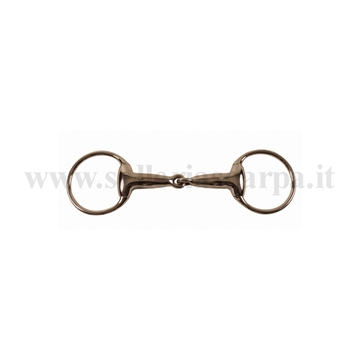 Immagine di FILETTO OLIVA SNOD. INOX VUOTO IMB. 23MM MO00020