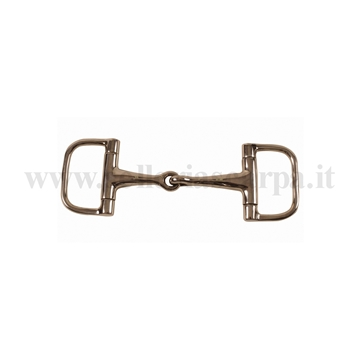 Immagine di FILETTO PONY D SNOD. INOX PIENO IMB. 16 MM MO00050P