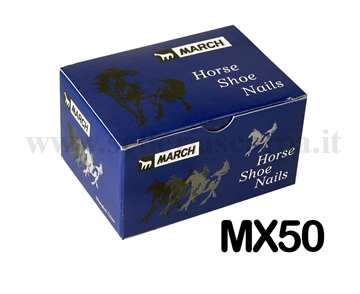 Immagine di CHIODI MX50 250PZ MARCH