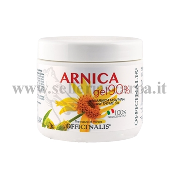 Immagine di ARNICA GEL 90% 500ML OFFICINALIS