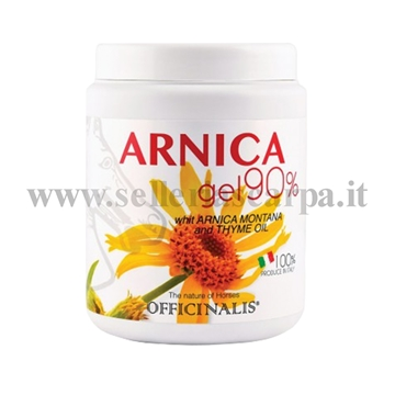 Immagine di ARNICA GEL 90% 1000ML OFFICINALIS