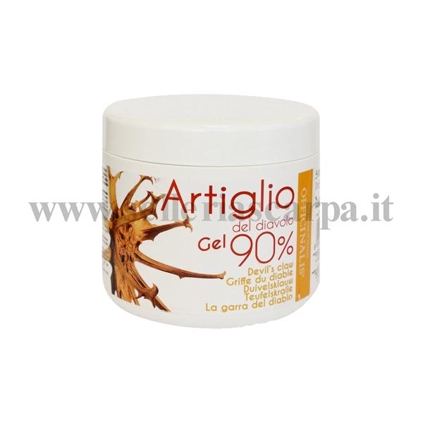 Immagine di ARTIGLIO DEL DIAVOLO GEL 90% 500ML OFFICINALIS