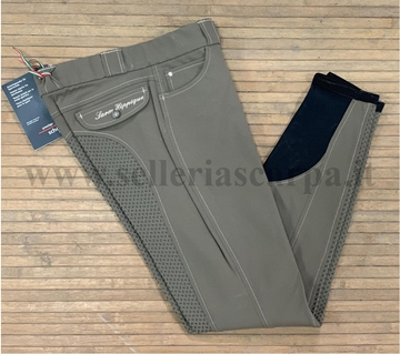 Immagine di PANTALONI DONNA DAKOTA FULL GRIP TORTORA SARM HIPPIQUE