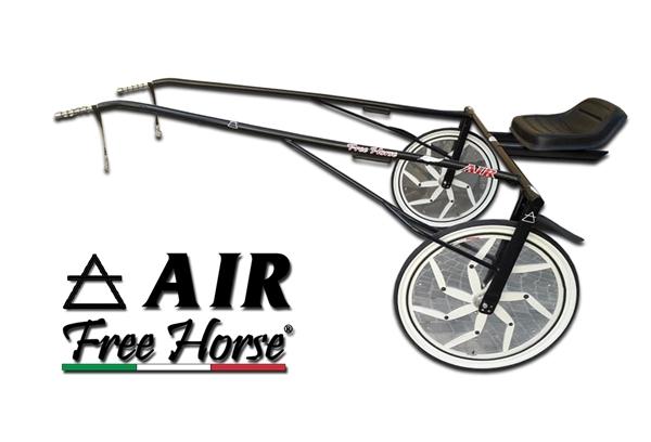 Immagine di SULKY DA CORSA AIR FREE HORSE