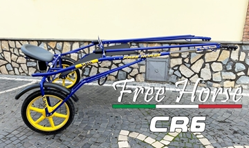 Immagine di JOG CART CR6 FREE HORSE