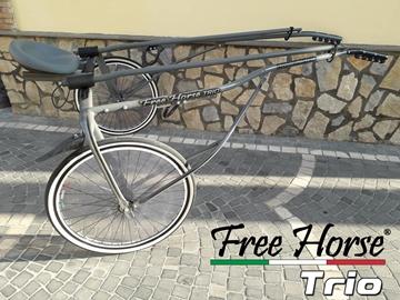 Immagine di SULKY DA CORSA TRIO FREE HORSE